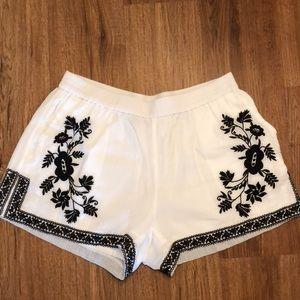 Jcrew soft cotton shorts